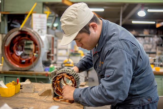電器機器修理・巻替・製作